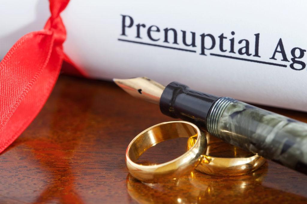 Prenuptial Agreement -Mavrides Law